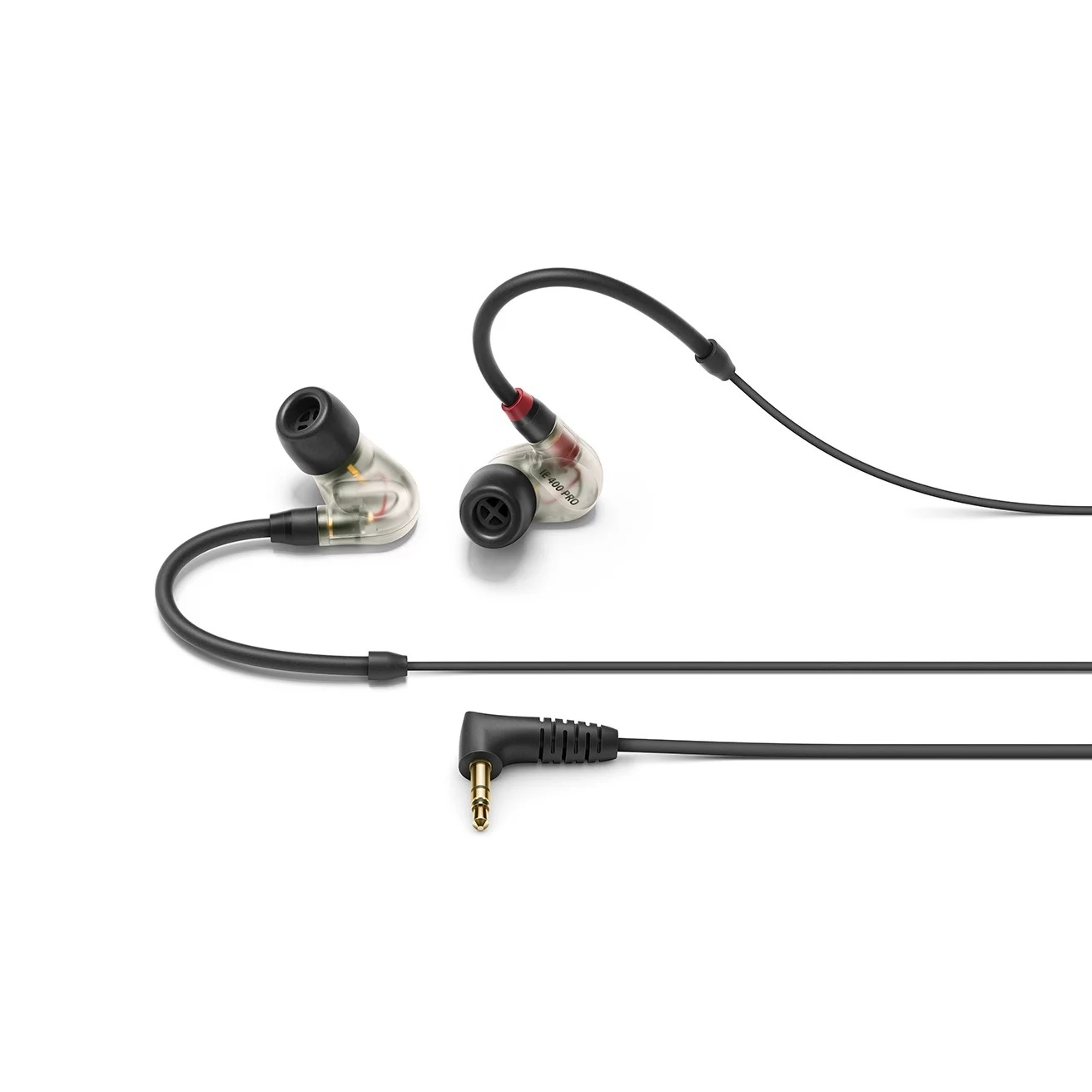 Dynamic in-ear monitoring headphones with studio sound