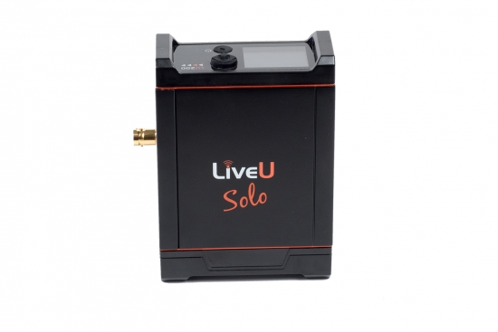 LiveU Solo inkl. Cloud