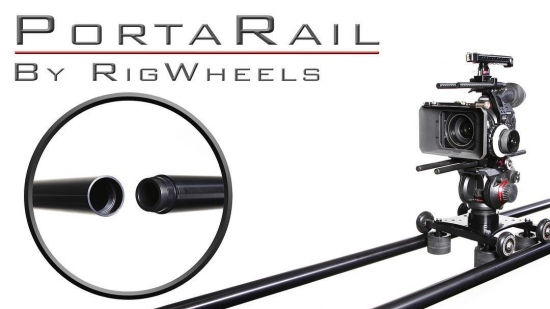 PortaRail 10\' with Pelican Case