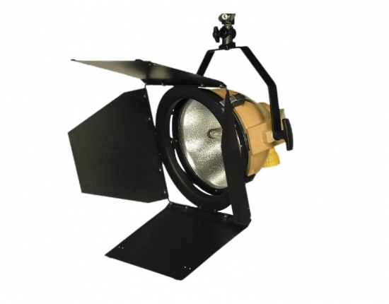 PLATINUM BLONDE 1.2kW HMI FLOODLIGHT KIT