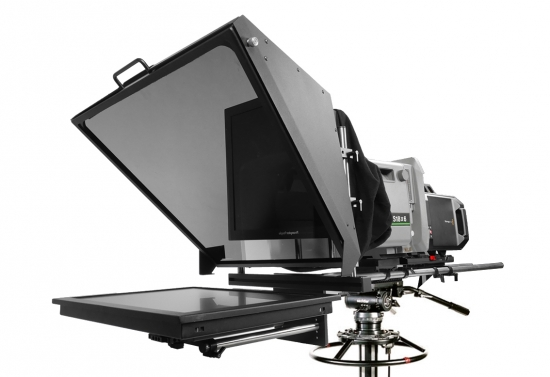 Prompter People Broadcast Teleprompter BOX Lens Ready