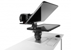 Flex Plus 24 Desktop Teleprompter for work at home solution