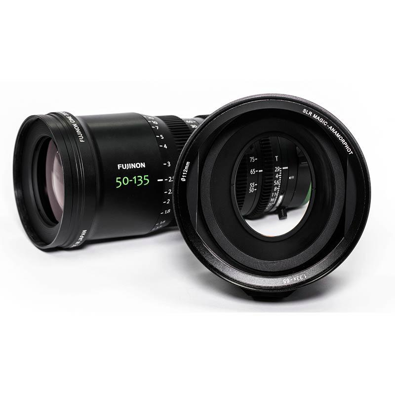 SLR Magic Anamorphot-65 1.33x Anamorphic Adapter
