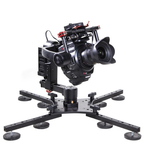 RigMount XL with Tripod Head Adapters